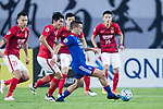 Suwon Midfielder Damir Sovsic (R) in action during the AFC Champions League 2017 Group G match between Guangzhou Evergrande FC (CHN) vs Suwon Samsung Bluewings (KOR) at the Tianhe Stadium on 09 May 2017 in Guangzhou, China. Photo by Yu Chun Christopher Wong / Power Sport Images