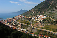 Buggeru, Provinz Carbonia-Iglesias, Südwst Sardinien, Italien