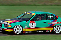 1992 British Touring Car Championship #4 Steve Soper (GBR). M Team Shell Racing with Listerine. BMW 318is Coupe.