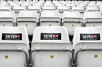 General view of the empty seats ahead of Essex CCC vs Kent CCC, Specsavers County Championship Division 1 Cricket at The Cloudfm County Ground on 27th May 2019