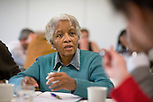 Gloria Cummins, workshop session, Paddington Community Conference, organised by Paddington Development Trust (PDT) at Westminster Academy.