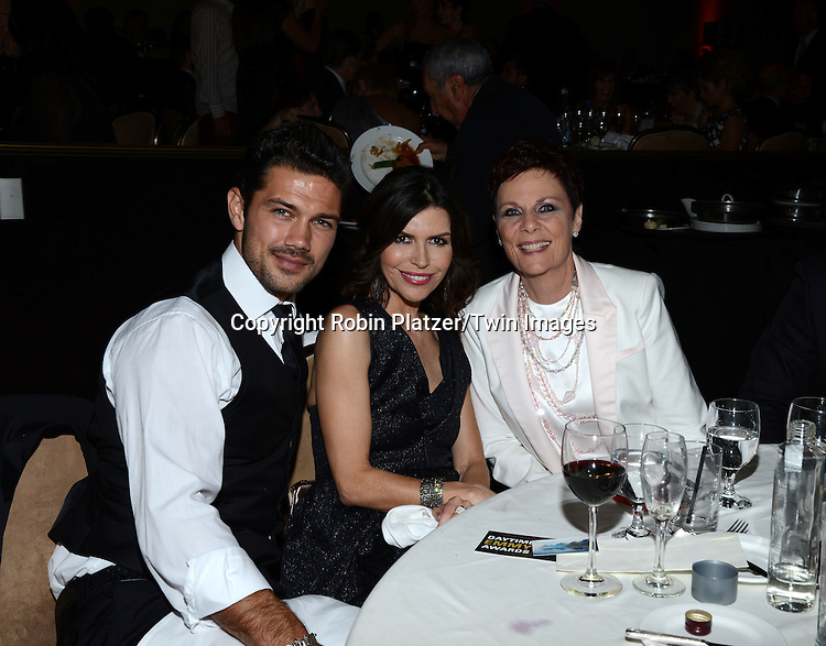 Finola Hughes and Jane Elliot attends the 41st Annual Daytime Emmy Awards after party  on June 22, 2014 at the Beverly Hilton Hotel in Beverly Hills,California.<br /> <br /> photo by Robin Platzer/ Twin Images<br /> <br /> 212 -935-0770