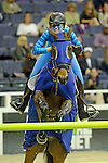 Saer Coulter Participates in the $20,000 Gamblers Choice Costume Jump at The 53rd annual Washington International Horse Show at the Verizon Center in  Washington D.C. on 10/27/11 (Ryan Lasek / Eclipse Sportwire)