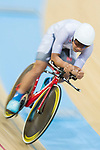Cheung King Lok of IND competes in Men Elite - Individual Pursuit Final during the Hong Kong Track Cycling National Championship 2017 on 25 March 2017 at Hong Kong Velodrome, in Hong Kong, China. Photo by Chris Wong / Power Sport Images