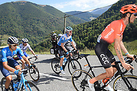 5th September 2020, Grand Colombier, France;  HERMANS Ben (BEL) of ISRAEL START - UP NATION during stage 15 of the 107th edition of the 2020 Tour de France cycling race, a stage of 191,5 kms with start in Lyon and finish in Grand Colombier
