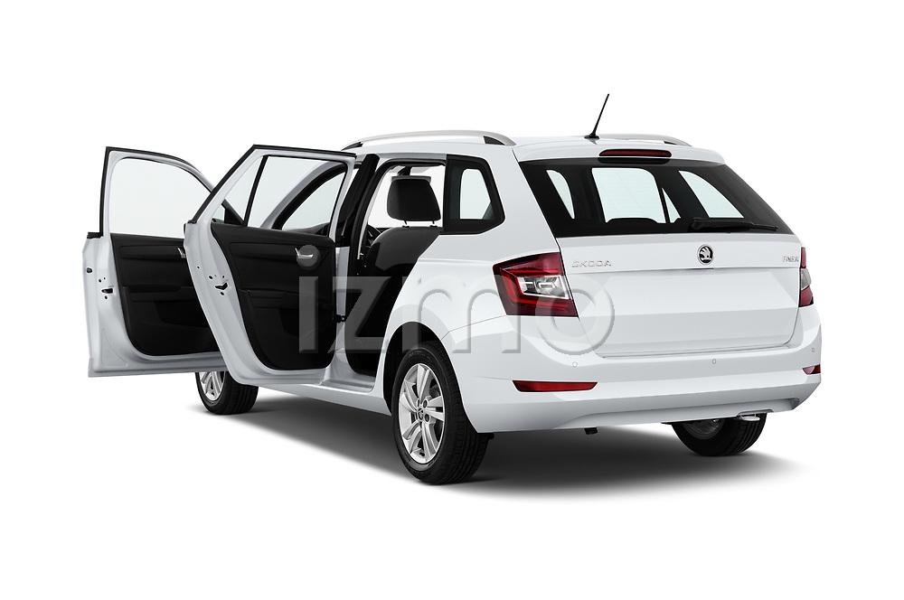 Car images of 2019 Skoda Fabia-Combi Ambition 5 Door Wagon Doors