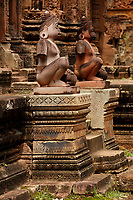 Banteay Srea<br />  , Siem Reap<br /> , Cambodia<br /> <br /> PHOTO :  Agence Quebec Presse<br /> <br /> <br /> <br /> <br /> <br /> PHOTO : Agence Quebec Presse