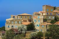 Corbara in der Balagne, Korsika, Frankreich