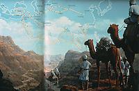 World Civilization:  Silk Road. Han-Parthian-Roman Period.