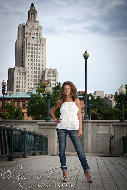 Angela Lynn Buckley promo shoot photos