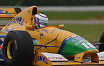 Benetton B192 was a Formula One racing car designed by Ross Brawn and Rory Byrne