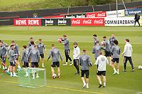 Bundestrainer Joachim Loew (Deutschland Germany) bei der Mannschaft auf dem Platz - Seefeld 29.05.2021: Trainingslager der Deutschen Nationalmannschaft zur EM-Vorbereitung