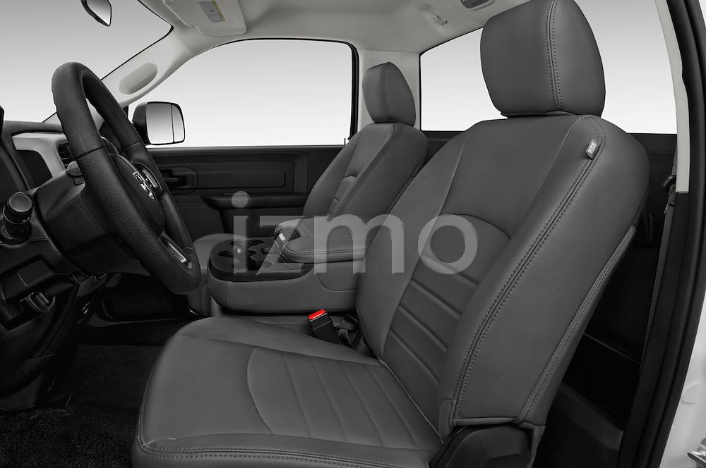 Front seat view of 2018 Ram Ram-3500-Pickup Tradesman-Regular-cab 4 Door Pick-up Front Seat  car photos