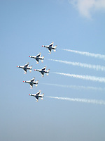 USAF Thunderbirds, Chicago Air & Water Show