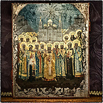 Sunday of Orthodoxy at St. Sava, Jackson with guests from Serbia and Saratoga, Calif.