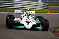 MASTERS HISTORIC FORMULA ONE - #7 CANTLLON MIKE (IE) WILLIAMS FW07C 1982