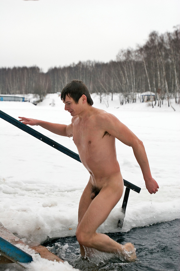 Russian Orthodox Epiphany 2011 | The Jeremy Nicholl Archive