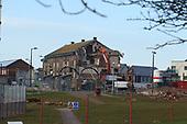2016-03-23 Queenstown Estate Demolition Blackpool