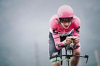 Joe Dombrowski (USA/EducationFirst-Drapac)<br /> <br /> stage 16: Trento – Rovereto iTT (34.2 km)<br /> 101th Giro d'Italia 2018