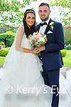 Gaule/Forde wedding in the Ballygarry House Hotel on Thursday August 19