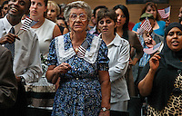 Phoenix Naturalization Ceremony at the Sandra Day O'Connor Municipal Court Building at 401 W Washington Street.
