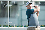 Marcus Fraser of Australia tees off the 1st hole  during the Pro-Am golf tournament of the 58th UBS Hong Kong Open as part of the European Tour on 07 December 2016, at the Hong Kong Golf Club, Fanling, Hong Kong, China. Photo by Marcio Rodrigo Machado / Power Sport Images
