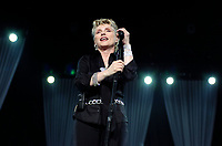 Toronto (ON), June 19, 2007 - <br /> Debbie Harry in concert -<br /> True Colours presents musical performances for Cyndi Lauper, Erasure, Debbie Harry, The Dresden Dolls, The Gossip and The Clicks, hosted by Margaret Cho. A portion of the proceeds will be given to Pride Toronto.