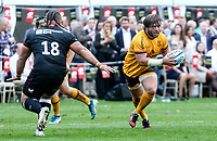 Thursday 9th September 20218 <br /> <br /> John Andrew during the pre-season friendly between Saracens and Ulster Rugby at the Honourable Artillery Company Grounds, Armoury House, London, England. Photo by John Dickson/Dicksondigital