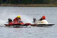 18-H, 21-T   (Outboard Hydroplanes)