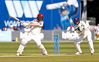 Luke Proctor hits out for Northants during Kent CCC vs Northamptonshire CCC, LV Insurance County Championship Group 3 Cricket at The Spitfire Ground on 3rd June 2021