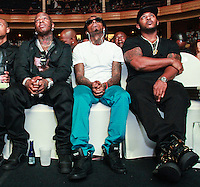 NEW YORK, NY - AUGUST 22: Birdman and Lil Wayne attend the 2013 BMI R&B/Hip-Hop Awards at Hammerstein Ballroom on August 22, 2013 in New York City. (Photo by Jeffery Duran/Celebrity Monitor)