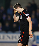Jon Daly after taking a sore one