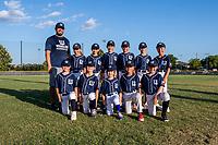 2020 Wranglers Baseball Team