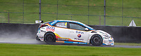 23rd August 2020; Oulton Park Circuit, Little Budworth, Cheshire, England; Kwik Fit British Touring Car Championship, Oulton Park, Race Day;  Sam Osborne MB Motorsport driving a Honda Civic Type R