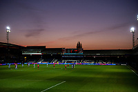 21st April 2021; Kenilworth Road, Luton, Bedfordshire, England; English Football League Championship Football, Luton Town versus Reading; A general view of Kenilworth Road in twilight during the first half.