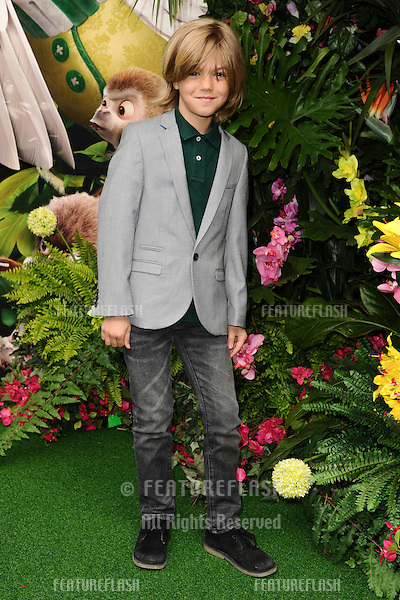 """Harry Hickles<br /> arives for the """"Rio 2"""" Screening at the Vue cinema Leicester Square, London. 30/03/2014 Picture by: Steve Vas / Featureflash"""