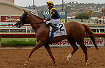 DEL MAR, CA  JULY 24:  #2 United, ridden by Flavien Prat, returns to the connections after winning the Eddie Read Stakes (Grade ll) on July 24, 2021, at Del Mar Thoroughbred Club in Del Mar, CA.  (Photo by Casey Phillips/Eclipse lSportswire/CSM)