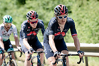 Geraint Thomas (GBR/Ineos Grenadiers)<br /> <br /> 73rd Critérium du Dauphiné 2021 (2.UWT)<br /> Stage 6 from Loriol-sur-Drome to Le Sappey-en-Chartreuse (167km)<br /> <br /> ©kramon