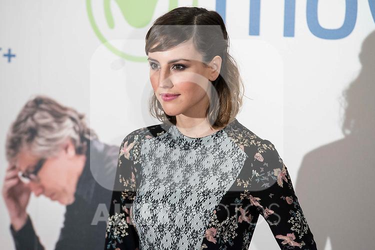 """Natalia de Molina attends to the premire of the film """"Que fue de Jorge Sanz"""" at Cinesa Proyecciones in Madrid. February 10, 2016. attends to the premire of the film """"Que fue de Jorge Sanz"""" at Cinesa Proyecciones in Madrid. February 10, 2016."""