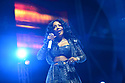 MIRAMAR, FL - AUGUST 21: K. Michelle performs on stage during the 'Live & Love R&B Fest 2021' at Miramar Regional Park Amphitheater on August 21, 2021 in Miramar, Florida.  ( Photo by Johnny Louis / jlnphotography.com )