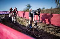 Joris Nieuwenhuis (NED/DSM)<br /> <br /> Elite Men's Race<br /> 2021 UCI cyclo-cross World Cup - Zonhoven (BEL)<br /> <br /> ©kramon
