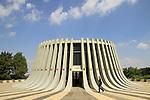 Israel, Kennedy Memorial in Jerusalem mountains