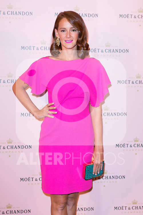 """Ana Polvorosa attends the """"Moon Night Party"""" of Moët & Chandon at Casino in Madrid, Spain. September 17, 2014. (ALTERPHOTOS/Carlos Dafonte)"""
