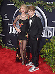 Ty Simpkins and Ryan Simpkins attends The Universal Pictures World Premiere of Jurassic World held at The Dolby Theatre  in Hollywood, California on June 09,2015                                                                               © 2015 Hollywood Press Agency