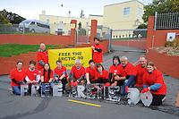 130923 Greenpeace Arctic 30 Protest