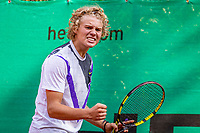 Hilversum, Netherlands, August 5, 2021, Tulip Tennis center, National Junior Tennis Championships 16 and 18 years, NJK, boys single 16 years, Jay Temming (NED)<br /> Photo: Tennisimages/Henk Koster