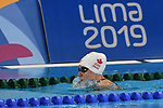 Clemance Pare, Lima 2019 - Para Swimming // Paranatation.<br /> Clemance Pare competes in Para Swimming // Clemance Pare participe en paranatation. 27/08/19.