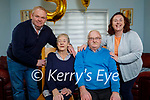 Sally and Stephen O'Callaghan from Gallowsfield celebrating their 50th wedding anniversary on Sunday. L to r: Stephen Jr,  Sally, Stephen and Helen O'Callaghan celebrating their 50th wedding anniversary on Sunday.
