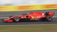 11th October 2020, Nuerburgring, Nuerburg, Germany; FIA Formula 1 Eifel Grand Prix, Race Day;  16 Charles Leclerc MCO, Scuderia Ferrari Mission Winnow
