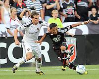 DC United vs Los Angeles Galaxy July 18 2010